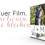 Das Hochzeitsvideo – unvergessliche Emotionen