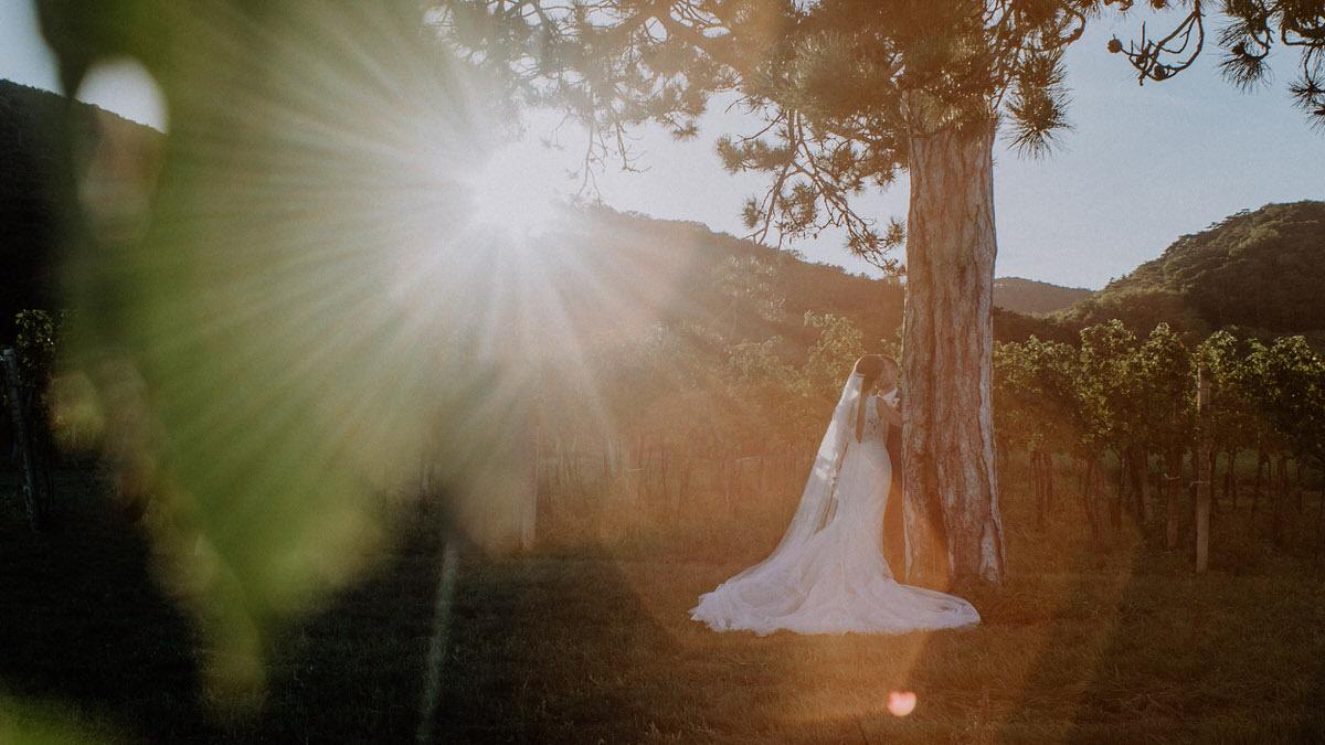 Hochzeit in Baden