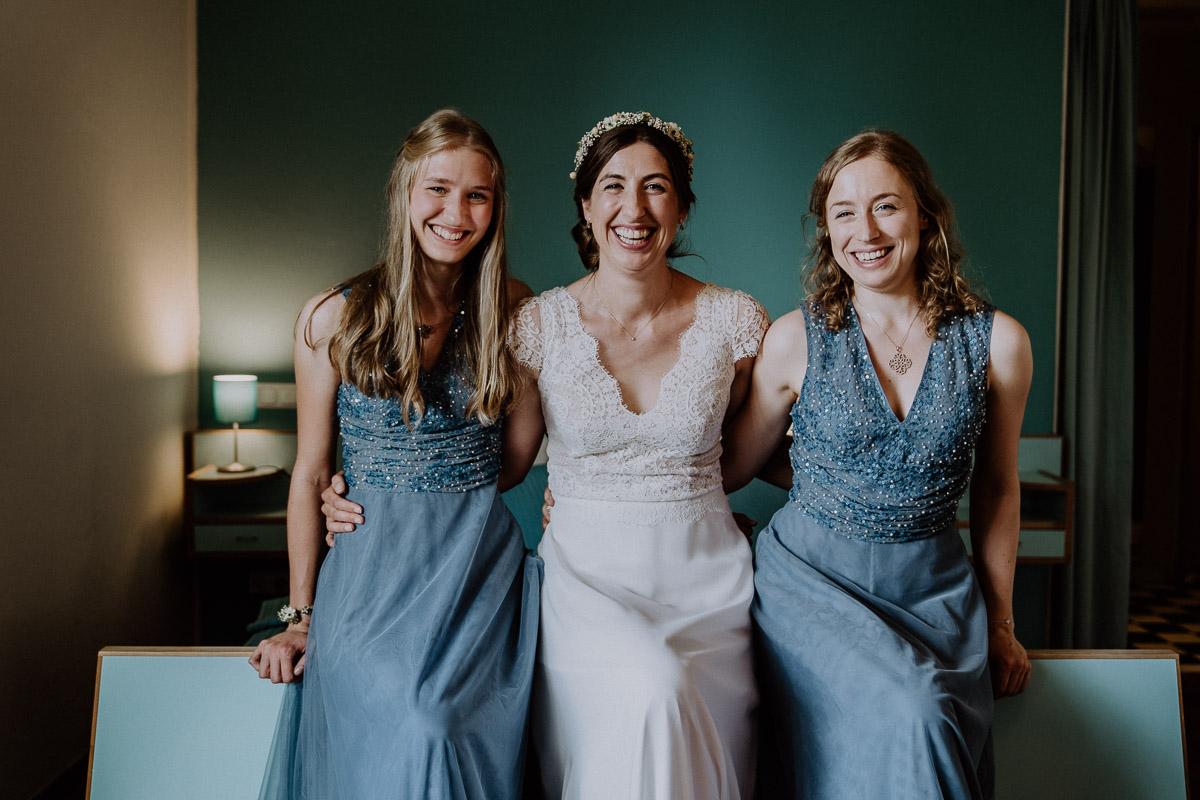 Weingartenhotel Harkamp Hochzeit