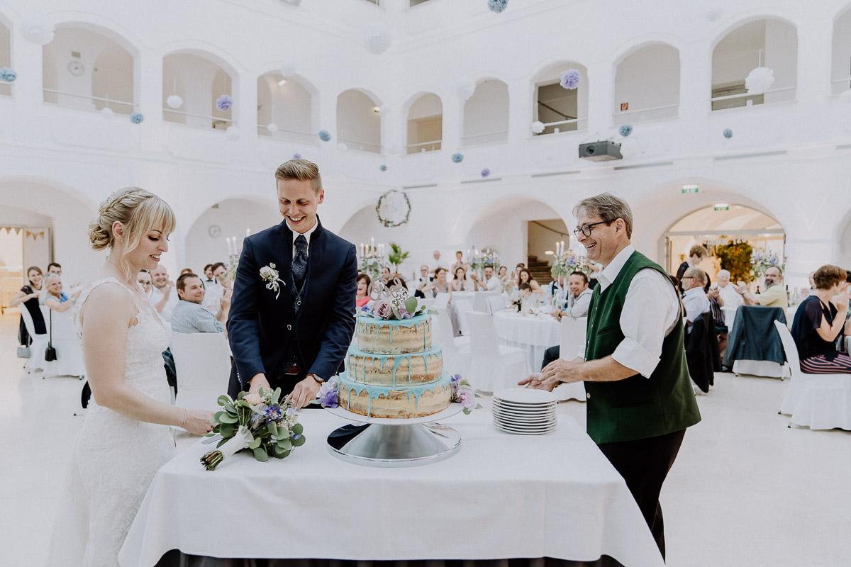 Hochzeit im Schloss Weinzierl